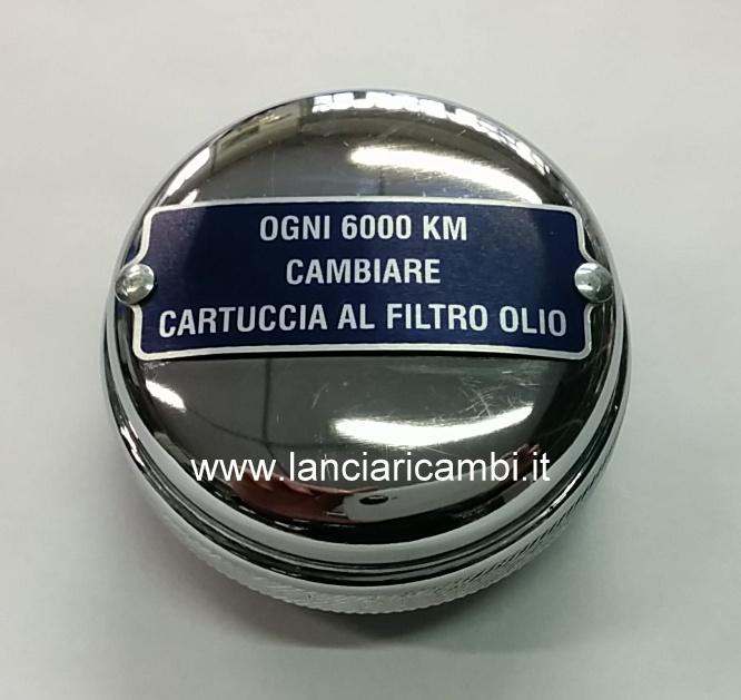 81100823 - Tappo introduzione olio motore Aurelia