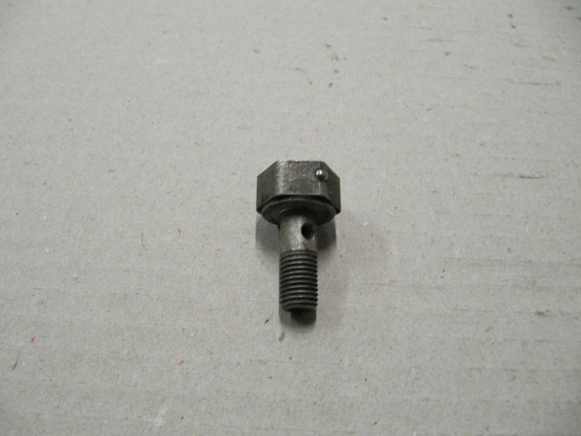 81600391 - fixing screw lubricator front suspension