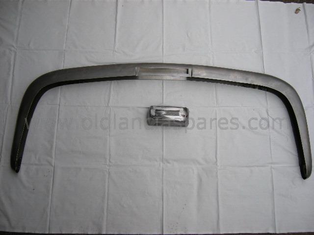 82180754 - Rostro paraurto antteriore e posteriore