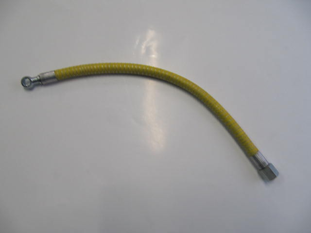 82184426 - flexible fuel hose body to pump