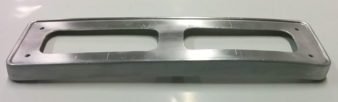 CAV1065 - Portatarga anteriore