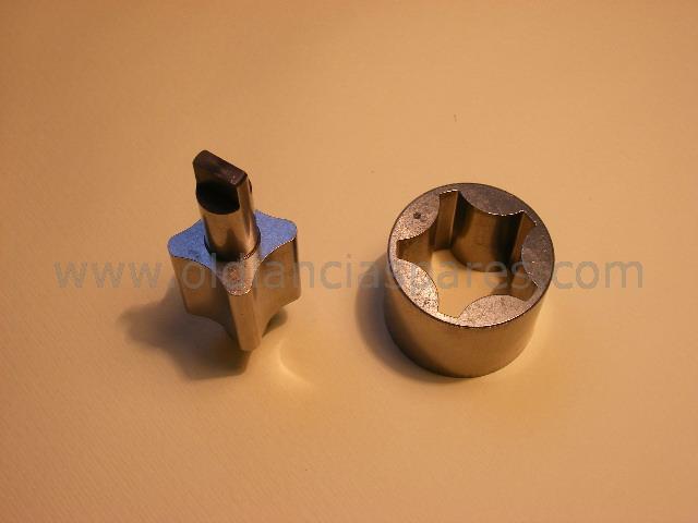 CAV302 - Kit gears oil pump
