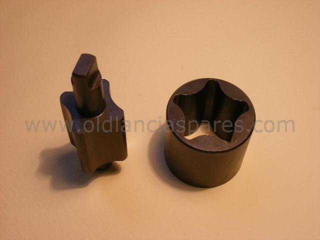 CAV303 - Kit gears oil pump