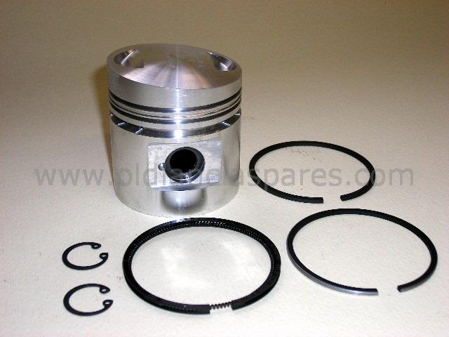 CAV310 - Pistone motore completo
