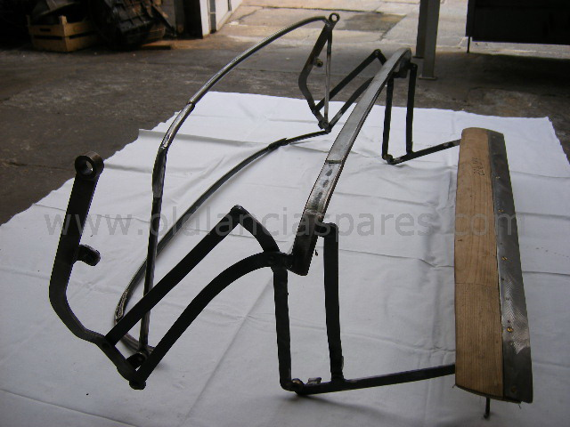 CAV336 - Telaio capote