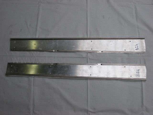 CAV340 - Set kick plate
