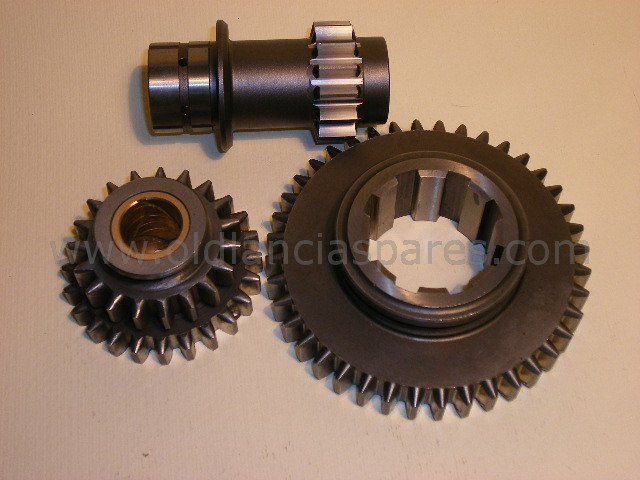 CAV354 - Tris gears