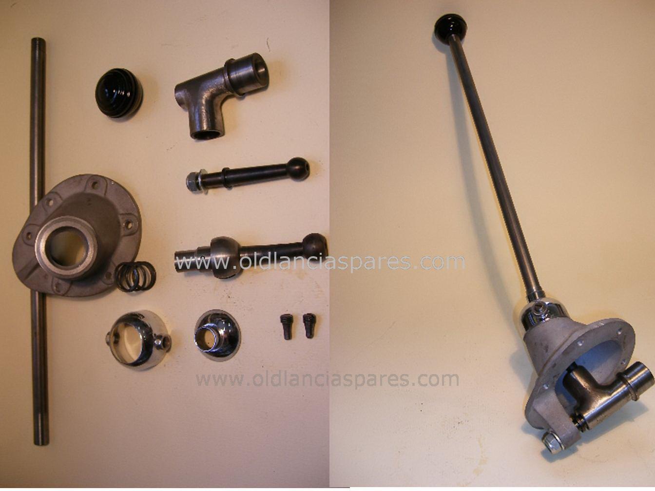 CAV357 - Nardi set for gear modification on the floor