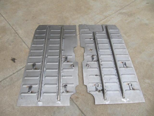 CAV663 - chassis panels spyder type