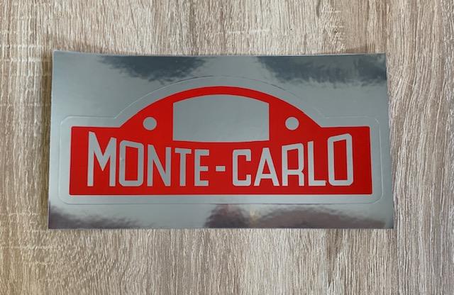 CAV957 - ADESIVO FULVIA MONTECARLO