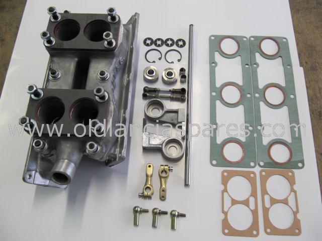cav188 - kit modifica nardi 2 carburatori