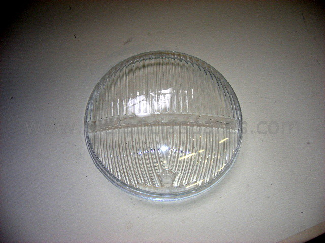 cav372 - glass front headlight