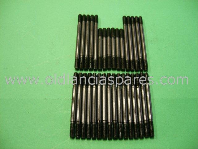 cav4 - set heads studs ( 32pieces )