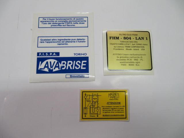 cav692 - various set sticker