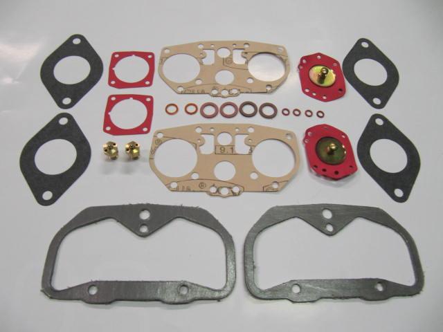 cav724 - kit overhaul carb. solex c35 pii 2