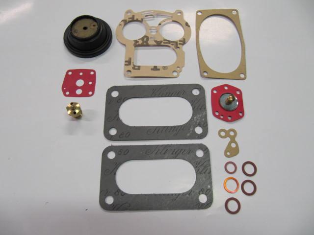 cav725 - kit rev carburatore solex c32 paia 8