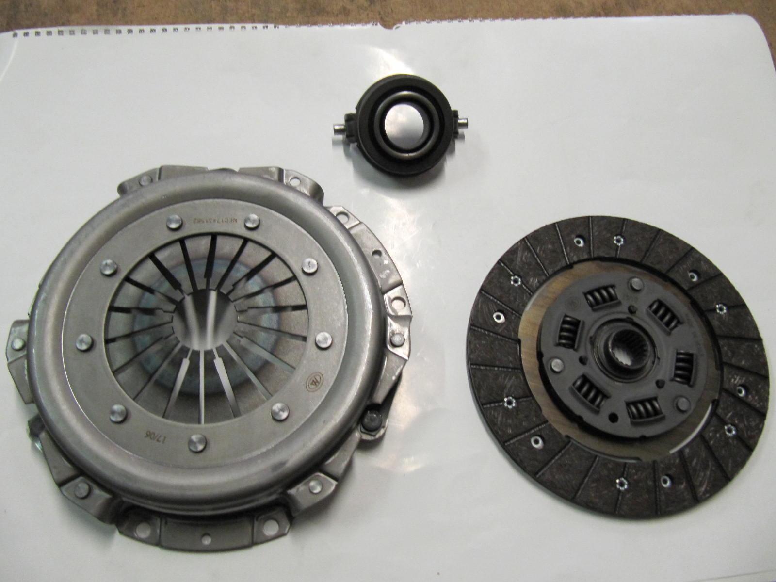 cav764 - complete clutch 215 mm